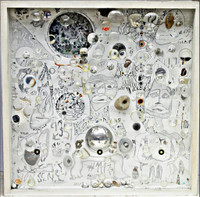 Mary Bauermeister, MAGIC SUBSTANCES, 1965