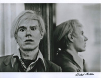 Michael Childers, PORTRAIT OF ANDY WARHOL , 1976-1980