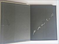KAWS, KAWS - Signed Monograph, 2016