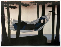 Will Barnet, SUMMER IDYLL from 27 Master Prints, 1979