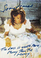 Tracey Emin, Sometimes the Dress is Worth More Money than the Money (Hand Signed), 2001