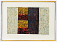 Sean Scully, THE STRANGER, 1987