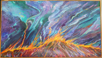 Thelma Appel, Fire Mountain, 1999