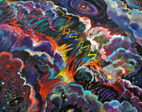 Thelma Appel, Stellar Storm, 2012