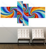 Multicolor Swirls