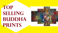 #4 DIY Room Decor Ideas! Top Selling 5 Piece Buddha Canvas Prints Video