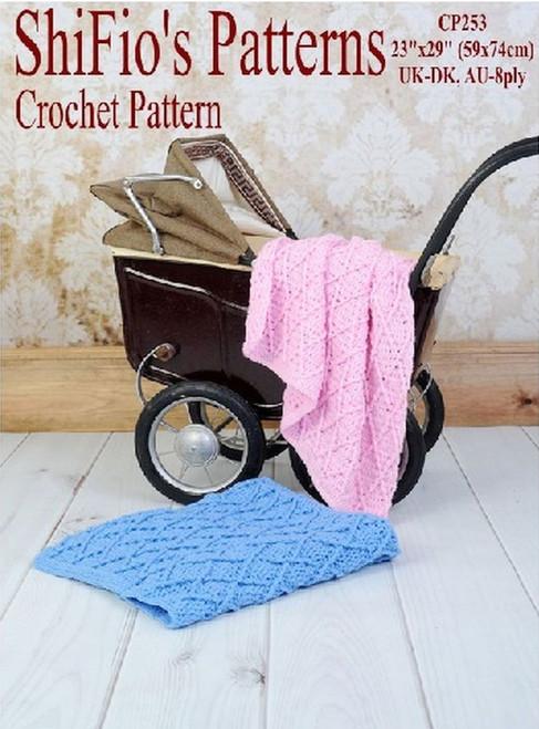 Crochet Pattern #253