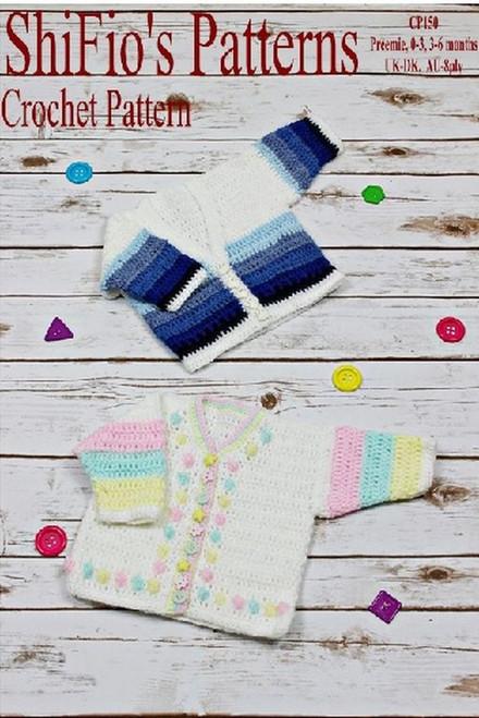 Crochet Pattern #150