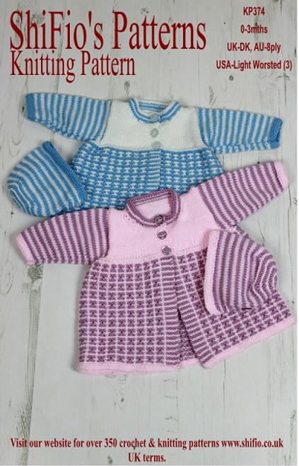 Knitting Pattern #374