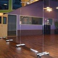 Glassless Dance Mirrors
