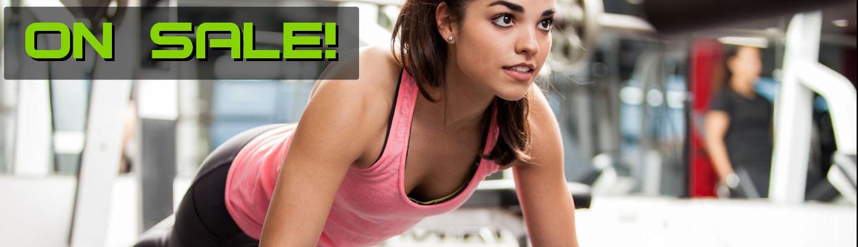 Fitness Equipment On Sale