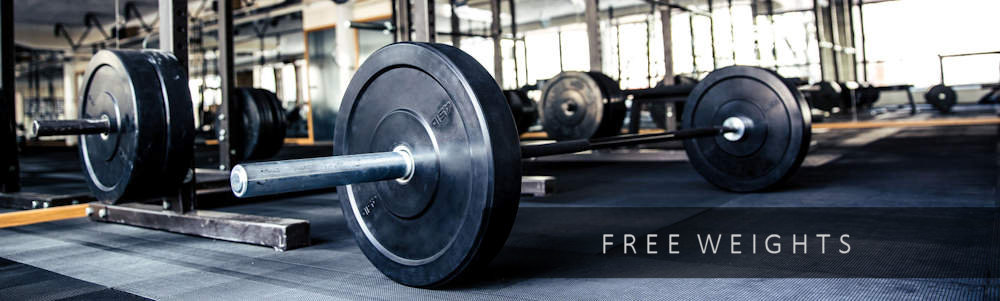 Home and Commercial Free Weights