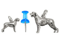 Irish Wolfhound Charm - Mini