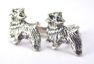 Norwich Terrier Cufflinks