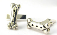 Dog Treat Cufflinks