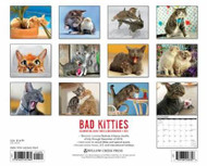 Bad Kitties Calendar 2015