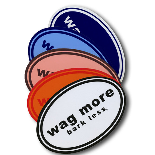 wag more bark less magnets