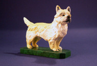 Cairn Terrier (EF) Dog Hood Ornament