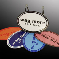Wag More Bark Less Sticker (FREE SHIPPING! 5 Sticker Packs!)