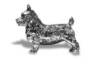 Australian Terrier Hood Ornament