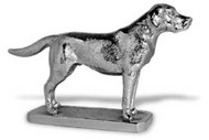 Labrador Retriever Hood Ornament (B)