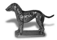 Bedlington Terrier Hood Ornament