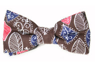 Filigree Bow Tie For Dogs