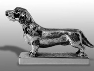 Dachshund (Wire Hair) Dog Hood Ornament