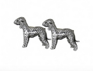 Bedlington Terrier Cufflinks
