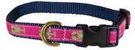Lobster Dog Collar and Leash