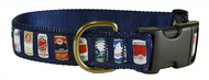Beer Cheap Buzz Dog Collar and Leash