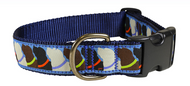 Labrador Retriever Dog Collar and Leash