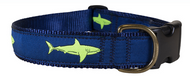 Mako Shark Dog Collar and Leash