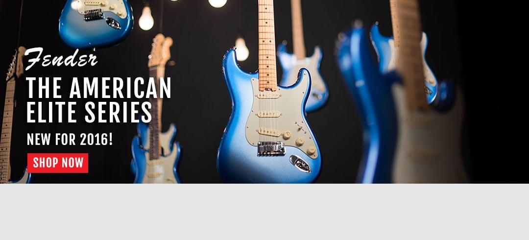 Authorized Fender Dealer- Manchester Music Mill
