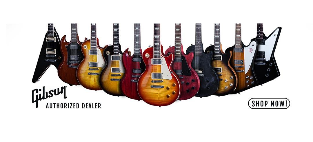 Authorized Gibson Guitars Dealer - Manchester Music Mill