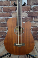 """Gold Tone Acoustic Electric Fretless Micro Bass 25"""" Scale"""