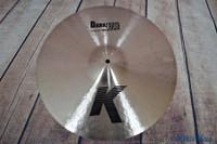"Zildjian K 18"" Dark Thin Crash Cymbal"