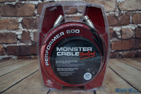 Monster Performer 600 Microphone Cable 20ft