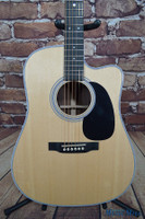 New Martin DC-28E Dreadnought Acoustic Electric Guitar