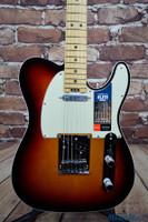 Fender American Elite Telecaster 3 Color Sunburst