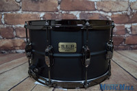 Tama SLP Series 8x14 Big Black Steel Snare