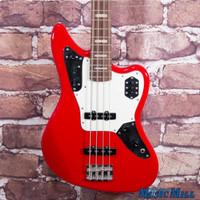 2007 Fender Japan Jaguar Bass Hot Rod Red