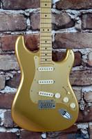 2014 Fender FSR American Standard Stratocaster Mystic Aztec Gold