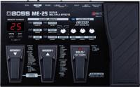 Boss ME-25 Guitar Multi-Effects Pedal $50 Mail in Rebate!
