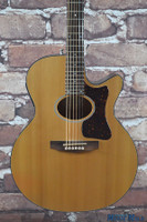 1991 Guild F4CE Acoustic Electric Guitar Natural