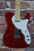 Fender Deluxe Telecaster Thinline Candy Apple Red