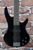 IBanez GIO 5-String Electric Bass Black