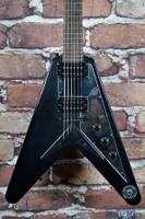 Epiphone Goth '58 Flying V Electric Guitar Black