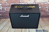 Marshall CODE 50W 1x12 Guitar Combo Amp Black