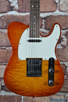 2012 Fender Custom Shop Bent Top Telecaster Honey Burst